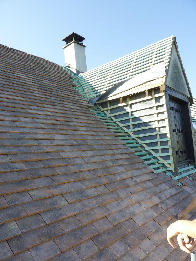 tuile neoplate rev tements modernes du toit. Black Bedroom Furniture Sets. Home Design Ideas